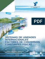 Sistemas de Unidades Internacionales Factores de Conversion Constantes Fisicas