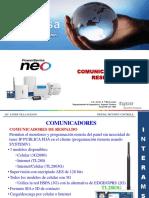 3 Power Series NEO Comunicadores de Respaldo