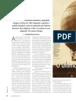 VISONI, Rodrigo Moura. O Último Voo de Augusto Severo. História Viva, n 125, Mar. 2014