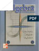 Álgebra - 6ª Edición - Raymond a. Barnett
