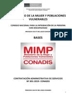 Bases del Proceso CAS N° 001-2019-CONADIS.docx