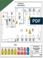 Modelo de mapa de riesgos aplicado empresa.