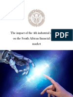 COEFS The impact of the fourth industrial revolution on financial services in South Africa Final 1 FR