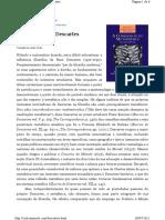 John Cottingham - A metafísica de Descartes [Critica].pdf