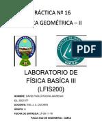 16 Optica Geometrica II