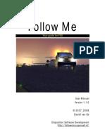 Follow Me-user Manual
