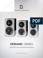 D Demand Series Infosheet