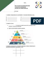 Fundación Ecuador de Emprendedores Examen 1