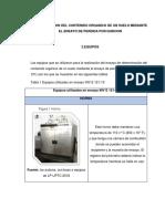 DETERMINACION DEL CONTENIDO ORGANICO DE UN SUELO MEDIANTE EL ENSAYO DE PERDIDA POR IGNICION.docx