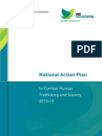 Trafficking National Action Plan Combat Human Trafficking Slavery 2015 19