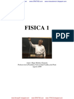 Fisica 1 Hugo Medina