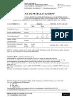 Ss 3 2 2 2 r Cocs de Petrol Sulfuros 549