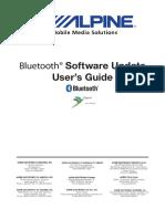 Bluetooth Update Instructions