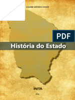 Historia do estado do Ceará