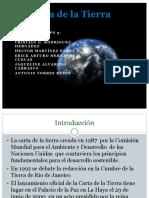 Presentacion Carta de La Tierra