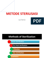 (2) METODE STERILISASI