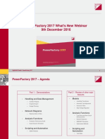 PowerFactory2017_WhatsNew Webinar
