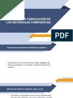 PROCESOS DE FABRICACIÓN DE LOS MATERIALES COMPUESTOS.pptx