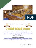 Parashat Tetzavéh # 20 Adul 6018