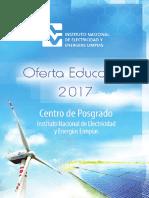 Oferta Educativa 2017