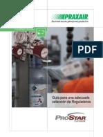 Guía Para Selección de Reguladores de Presión ProStar - Praxair