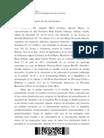 Fallo de la ICA de La Serena