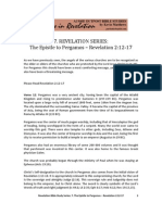 Revelation Study 7