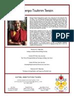 Khenpo Tsultrim