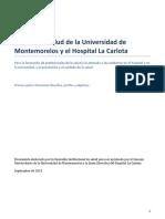 Modelo de Salud