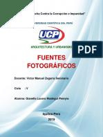 Fuentes Fotograficas