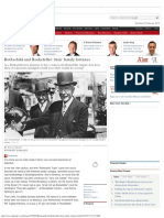 2012 05 30 Rothschild Rockefeller Their Family Fortunes UKTelegraph