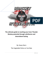 Monkey Strength