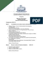 Programa 9 Congreso 09-02-19