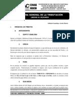 Unidad III.doctrina de La Tributacion.2019
