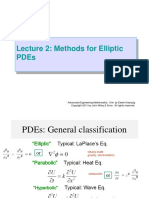 Numerical Methods for Elliptic PDEs