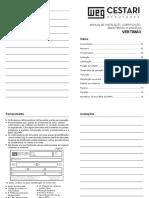 Manual Vertimax 18