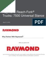 Raymond 7000 Series