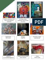 Obras Pictonicas de Guatemala