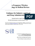 Radio Frequency Wireless technology in medical devices.pdf