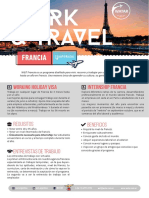 Francia Work and Travel
