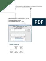 Evaluación Ingeniería Estadística