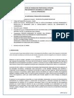 GFPI-F-019 Guia de Aprendizaje Producción de Bioinsumos