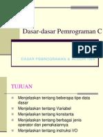 Dasar Program c