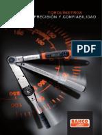 Bahco Torquímetros Precisión y Confiabilidad