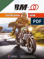Catalogo de Marca de Motos Mrm