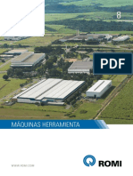 Industrias ROMI Catalogo de MMHH Esp 8ed 042016
