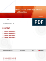 XL LTE 4T4R_2T4R DCDU-12B Switch Allocation Guide V1 1
