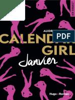 Calendar Girl Janvier Audrey CARLAN