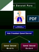 Gawat Paru UHT 2007