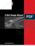 BANDO v Belt Design Manual